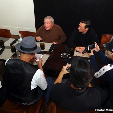 Hiroki Okada Jose Ramirez Jose Zepeda Ray Beltran Boxing News