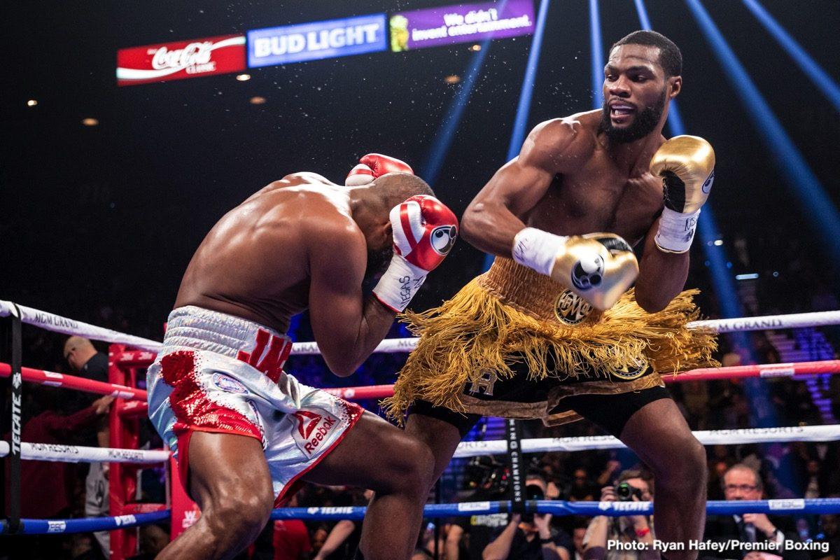 Artur Beterbiev, Marcus Browne - Boxing News