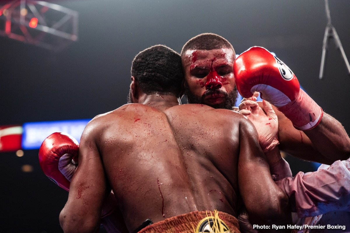 Badou Jack - So where does the nasty, gruesome cut light-heavyweight warrior Badou Jack suffered in his losing fight with Marcus Browne rate on the 'Klitschko-Ometer?' As fans saw on Saturday night in Las Vegas, Jack lost to Browne in their interim WBA light-heavyweight title clash – and clash really is an apt word. It was round-seven when the two fighters clashed heads, accidentally, and Jack came off worse, far worse.