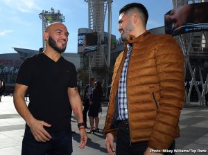 Ray Beltran - WBC super lightweight world champion Jose Ramirez is intent on his staking his claim as the world's best 140-pounder.