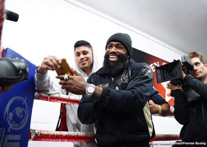 Adrien Broner Manny Pacquiao Boxing News