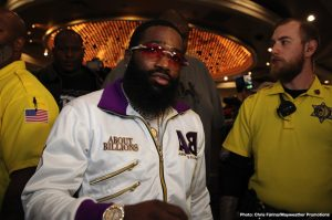 Adrien Broner - Boxing Interviews
