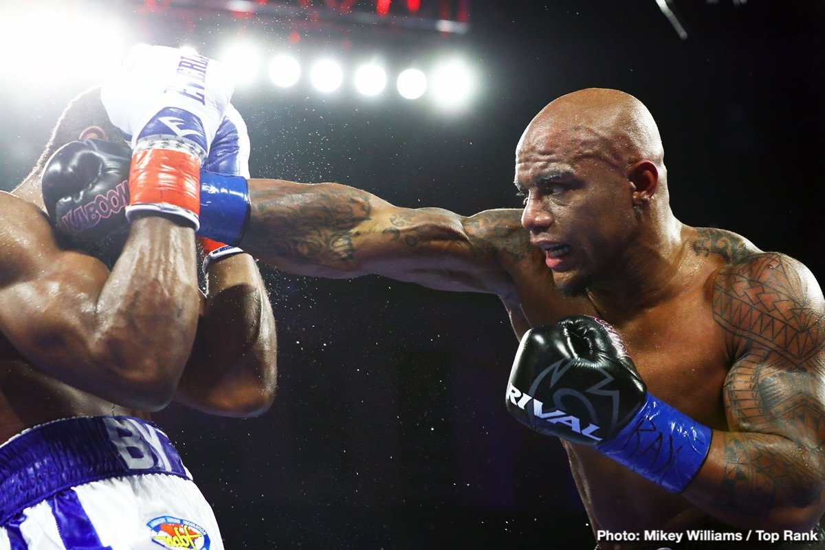 Bryant Jennings Jason Sosa Jessie Cris Rosales Oscar Rivas Shakur Stevenson Boxing News Boxing Results