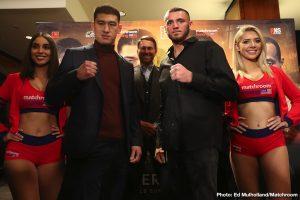 Dmitry Bivol Joe Smith Jr. Boxing News