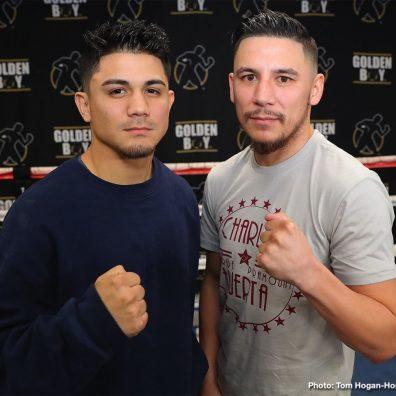 Alberto Machado Andrew Cancio Boxing News