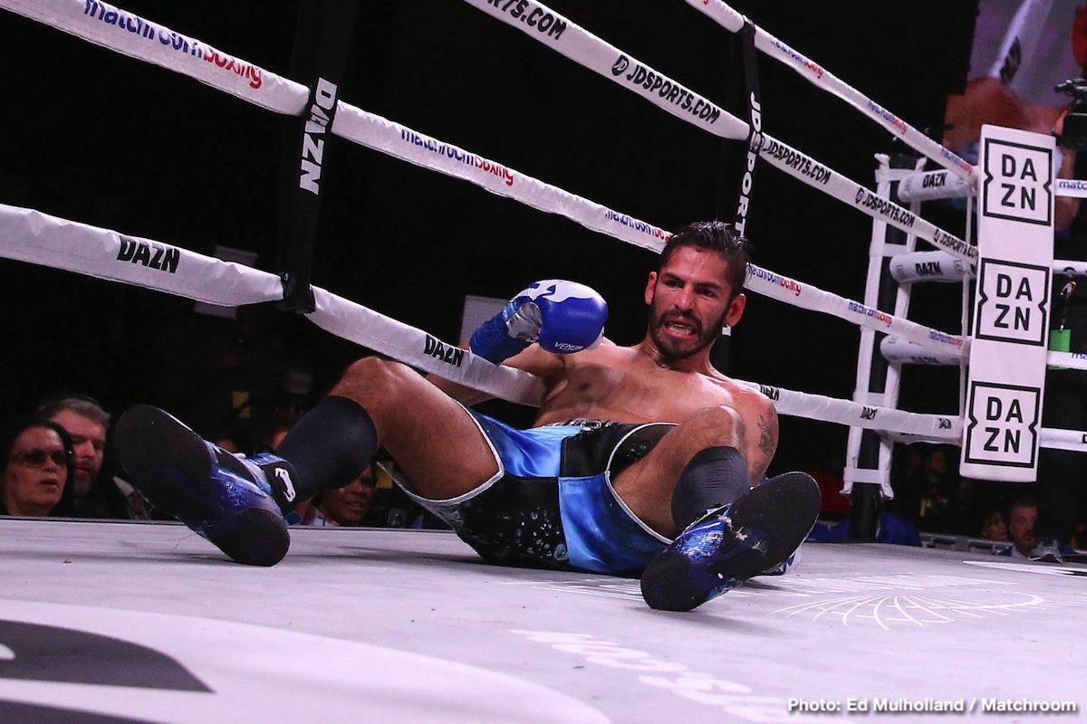 Artur Akavov Demetrius Andrade Boxing News Boxing Results