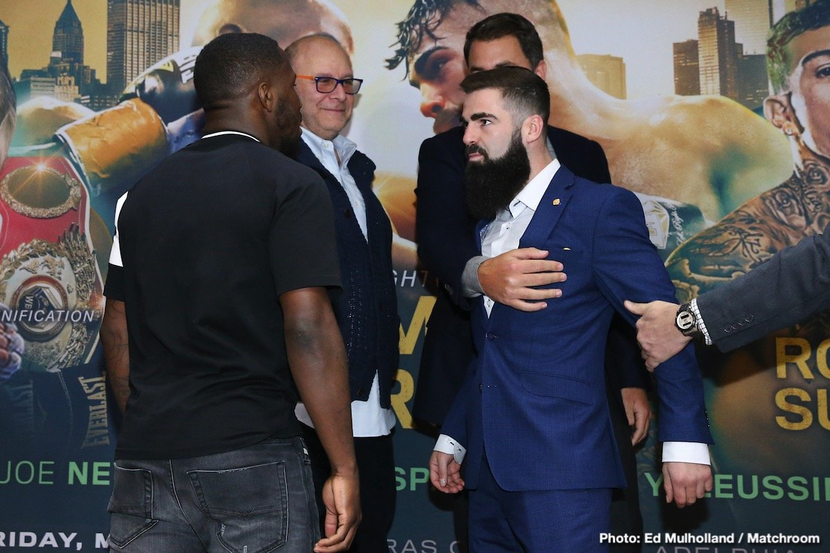 Jono Carroll, Tevin Farmer - Tevin Farmer believes his remarkable story is only going to get better as he prepares to defend his IBF World Jr. Lightweight title against Jono Carroll at the Liacouras Center, Philadelphia on Friday March 15, live on DAZN in the US and on Sky Sports in the UK.