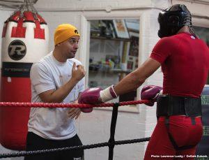 Chris Eubank Jr James DeGale Boxing News British Boxing