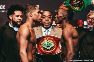 Devin Haney Xolisani Ndongeni Boxing News