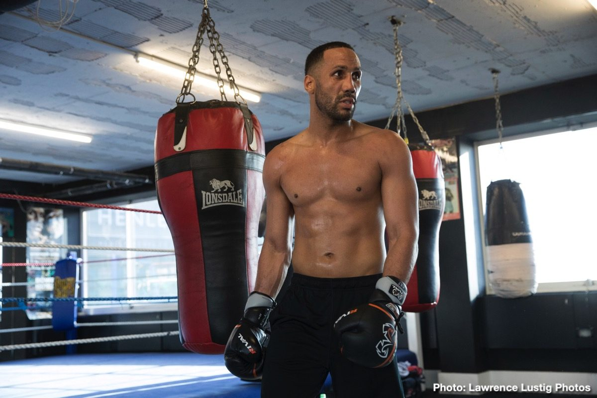 Chris Eubank Jr James DeGale Boxing News British Boxing