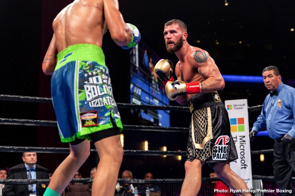 Caleb Plant, Caleb Truax, Canelo Alvarez - Boxing News