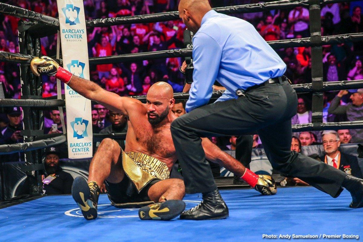 Adam Kownacki Boxing News