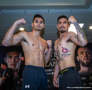 Caleb Plant Jose Uzcategui Boxing News