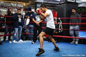 Adam Kownacki Gerald Washington Josesito Lopez Keith Thurman Boxing News