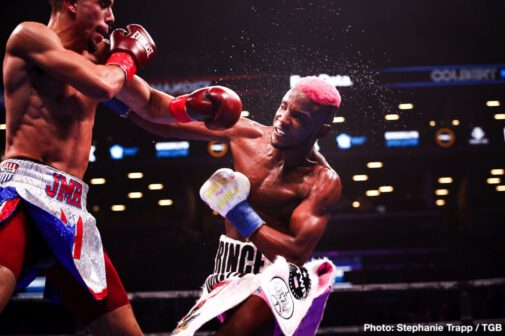 Adam Kownacki, Gerald Washington -  Brooklyn's Adam Kownacki (19-0, 15 KOs) continued his climb up the heavyweight rankings by earning a second-round TKO victory over former title challenger Gerald Washington (19-3-1, 12 KOs).