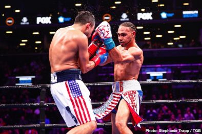 Josesito Lopez Keith Thurman Boxing News Boxing Results Top Stories Boxing