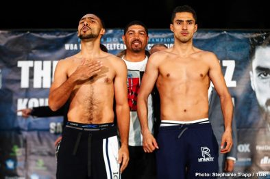 Adam Kownacki Gerald Washington Josesito Lopez Keith Thurman Boxing News Top Stories Boxing