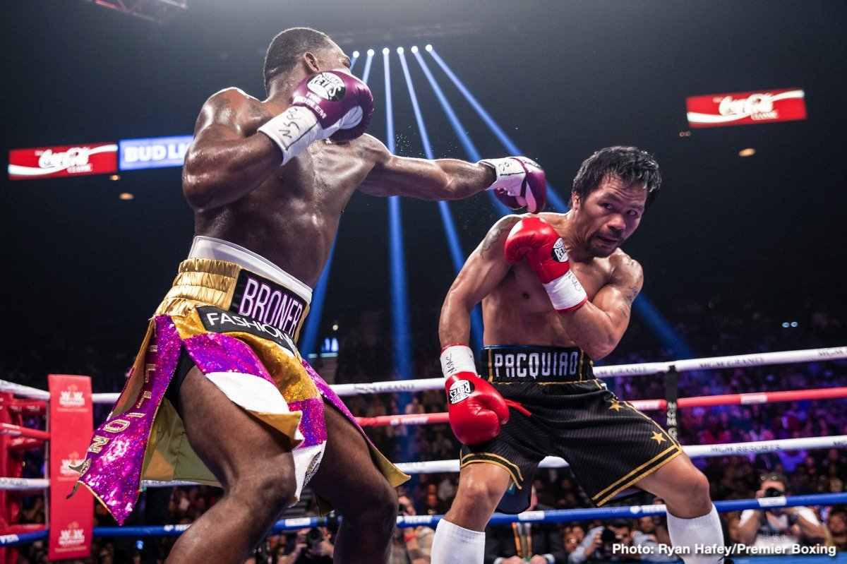 "Adrien Broner, Al Haymon, Stephen Espinoza - As fans may have read or heard, former multi-weight titlist Adrien Broner has demanded a whopping $10 million to fight again. Until he gets paid what he feels his talents richly deserve, ""The Problem"" is going to stay out of the boxing ring and in the recording studio. Broner is a rapper now, and he has recorded an album."