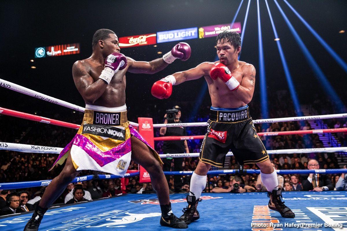 Adrien Broner, Jovanie Santiago - Boxing News