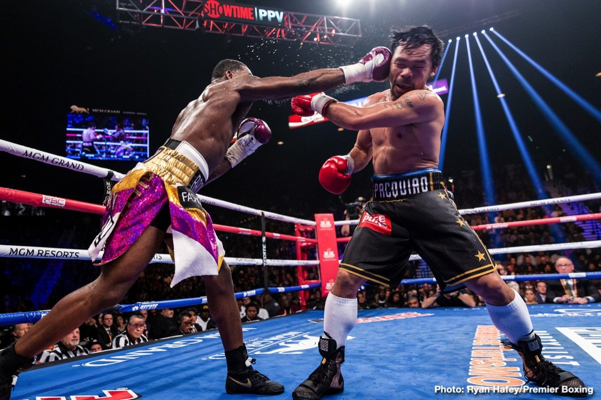 Adrien Broner Manny Pacquiao