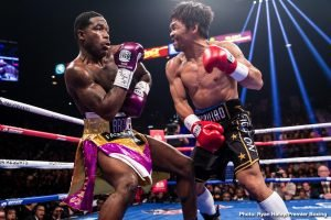 Adrien Broner: I'll return to 135 and destroy the weight class