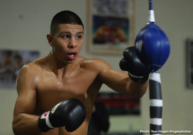 Jaime Munguia Boxing News