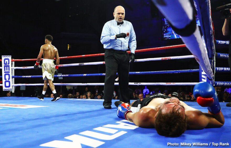 Bryant Jennings, Jason Sosa, Oscar Rivas, Shakur Stevenson - Boxing News