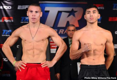Michael Conlan, Paddy Barnes - Michael Conlan returns to Hulu Theater at Madison Square Garden for St Patrick's Day showdown versus Ruben Garcia Hernandez