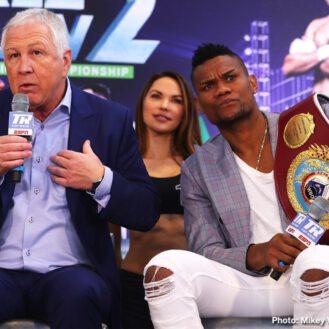 "Diego Magdaleno, Eleider ""Storm"" Alvarez, Óscar Valdez, Richard Commey, Sergey Kovalev, Teofimo Lopez - Boxing News"