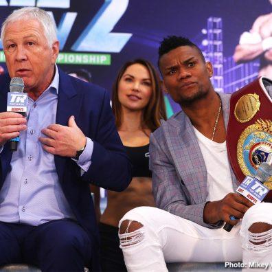 "Diego Magdaleno Eleider ""Storm"" Alvarez Óscar Valdez Richard Commey Sergey Kovalev Teofimo Lopez Boxing News"