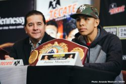 """Jaime Munguia - Munguia vs. Inoue is a 12-round fight for the WBO Junior Middleweight World Title presented by Golden Boy Promotions in association with Zanfer Promotions and Teiken Promotions. Rojas vs. Can is a 12-round fight for the WBA Featherweight World Title presented by Golden Boy Promotions in association with Universal Promotions. The event is sponsored by Tecate, """"THE OFFICIAL BEER OF BOXING,"""" and Hennessy """"Never Stop. Never Settle."""" The event will take place Saturday, Jan. 26, 2019 at the Toyota Center in Houston, Texas. Doors to the event will open at 5:00 p.m. CST, and the first fight will begin at 6:00 p.m. CST. The action will be streamed live on DAZN."""