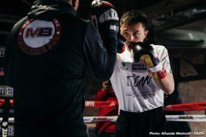 Jaime Munguia Takeshi Inoue Boxing News