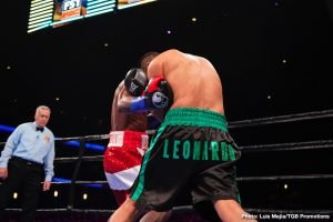 Caleb Plant Jose Uzcategui Boxing News Boxing Results Top Stories Boxing