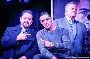 Leo Santa Cruz, Miguel Flores - Boxing News