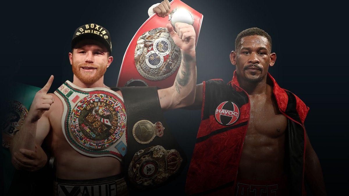 "Danny Jacobs Saul ""Canelo"" Alvarez Boxing News Top Stories Boxing"
