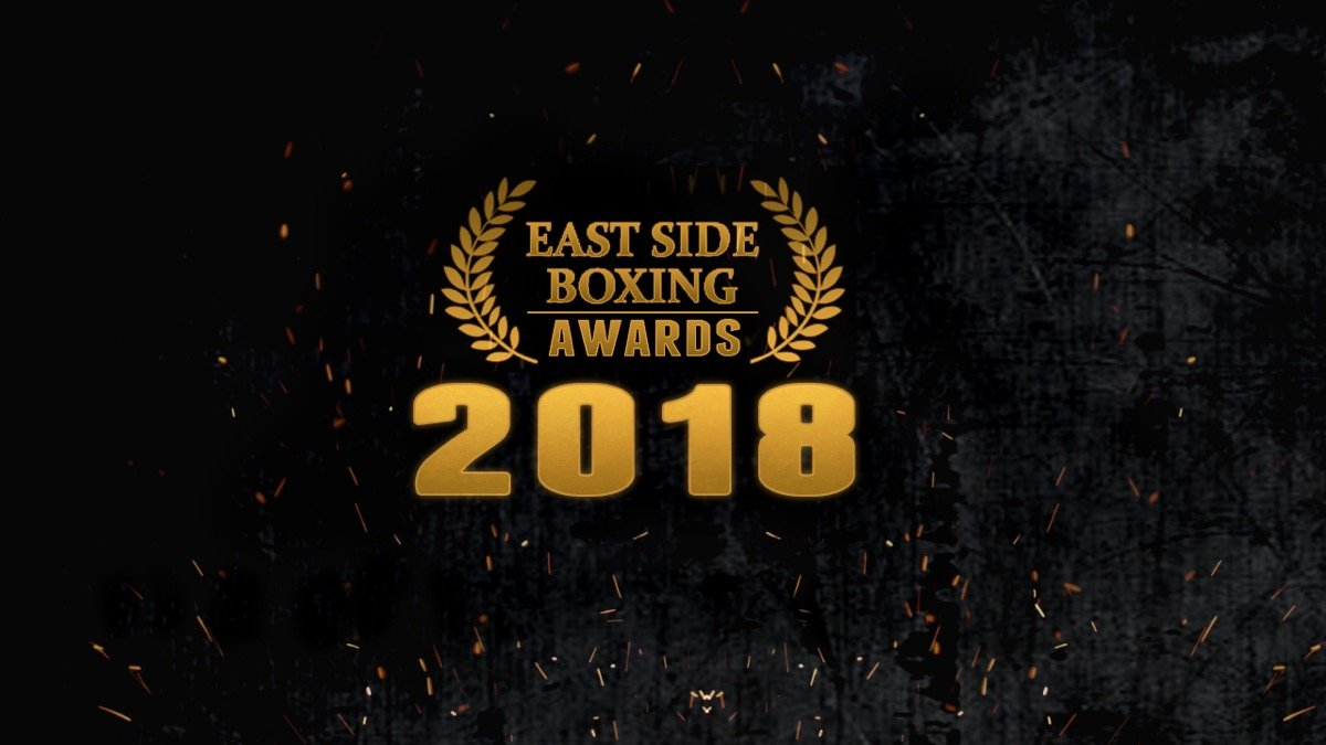 - By Paul R. Jones! -Each year, East Side Boxing releases the names of its annual award winners, given to the world's best fighters, fights, and moments in the sport of boxing.