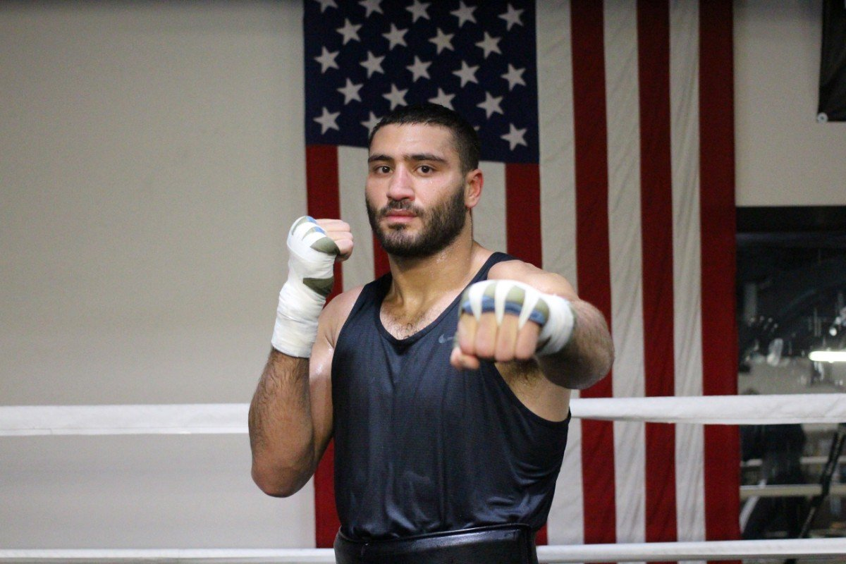 Ahmed Elbiali - Having recently moved from Miami to Las Vegas, hard-hitting light heavyweight Ahmed Elbiali shared his thoughts on training camp as he prepares to face Oklahoma's Allan Green Sunday, January 13 from the Microsoft Theatre at L.A. Live in Los Angeles. The fight will be featured on the Premier Boxing Champions Prelims live on FS1 and FOX Deportes telecast that begins at 6:30 p.m. ET/3:30 p.m. PT, if time allows.