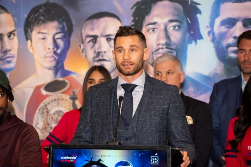 "Former 140 lb. WBO title holder, CHRIS ALGIERI (Huntington, LI, 22-3 8KO), and Queens native, DANNY ""EL GALLO"" GONZALEZ (Woodhaven, NY, 17-1-1 7KO) will put it all on the line on Friday night at the Hulu Theatre at Madison Square Garden for the WBO International Super Lightweight Title, and the chance to be the next in line for a 140 lb. crown. The action can be seen live on DAZN starting at 6:00PM."