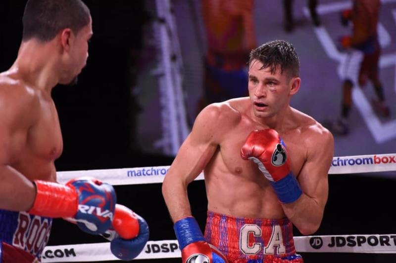 Chris Algieri Danny Gonzalez Boxing News Boxing Results