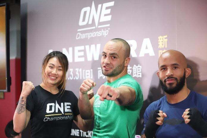 Angela Lee Demetrius Johnson Eddie Alvarez MMA News