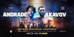 Danny Gonzalez - Demetrius Andrade believes being active will bring the best out of him as he prepares to defend his WBO World Middleweight title against Artur Akavov at the Hulu Theater at Madison Square Garden, New York on Friday night, live on DAZN in the US and Sky Sports in the UK.