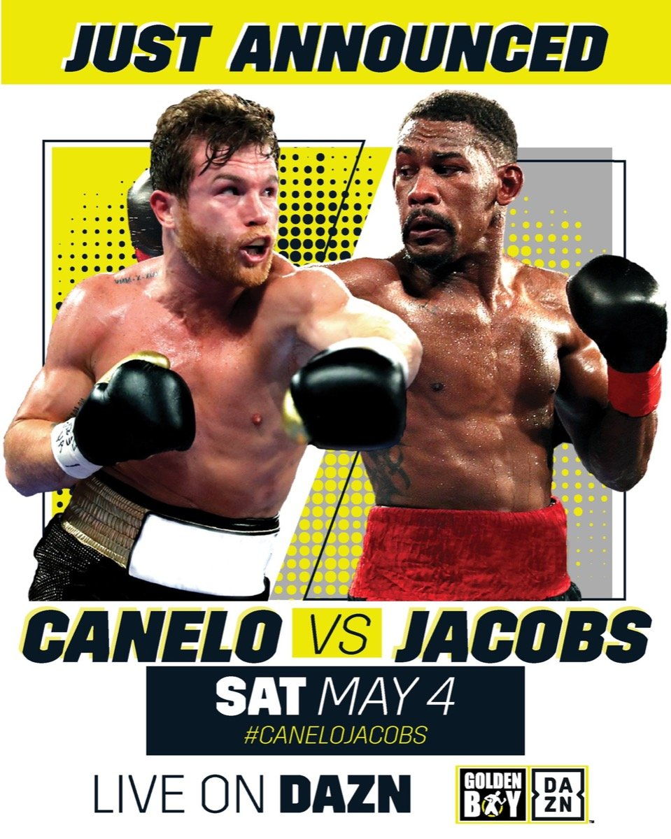 Image result for canelo vs jacobs