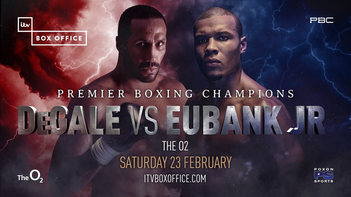 Chris Eubank Jr, James DeGale - British Boxing