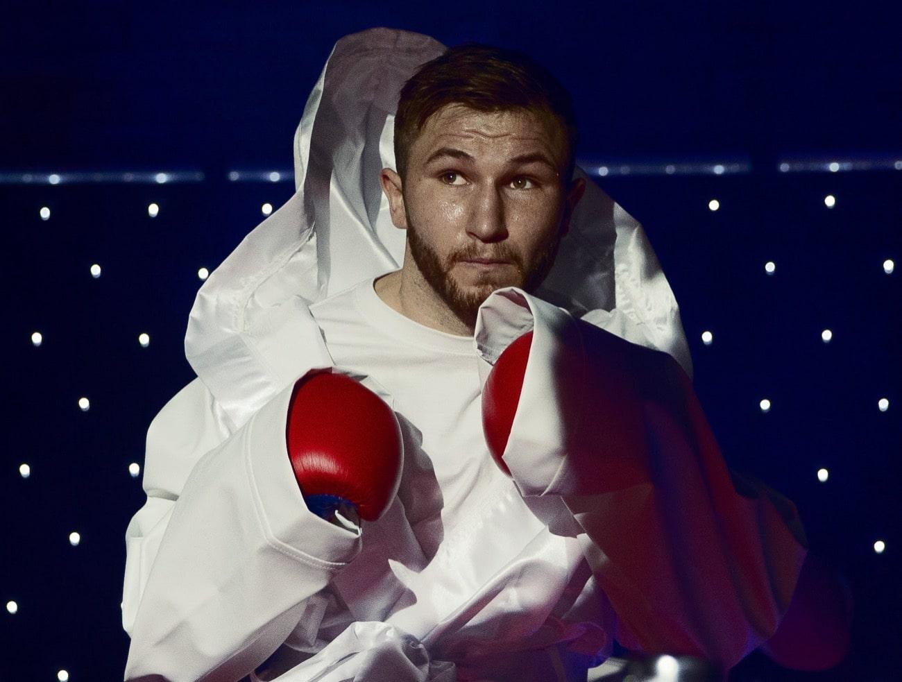 Isaac Lowe - British Boxing