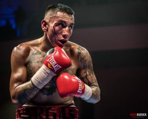 "Luis Collazo - Samuel Vargas has had a lot of ""pinch me"" moments in his boxing career. From fighting on national television, to facing world champions, bringing a boxing show to his native Colombia, and headlining arena shows in his hometown of Toronto."