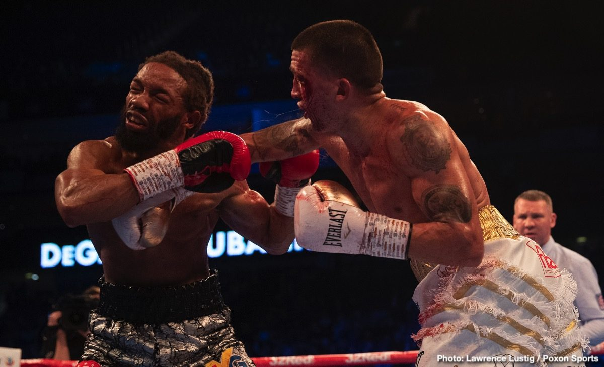 Adrien Broner Lee Selby Boxing News British Boxing