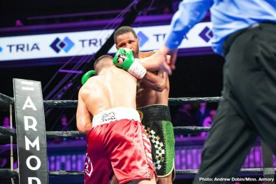 Anthony Dirrell Avni Yildirim Boxing News Boxing Results