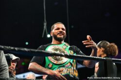 Anthony Dirrell, Avni Yildirim -  Anthony Dirrell (33-1-1, 24 KOs) defeated Avni Yildirim (21-2, 12 KOs)by technical split decision (96-94 X 2 for Dirrell, 98-92 for Yildirim) for the vacant WBC Super Middleweight World Championship in the main event of Premier Boxing Champions on FS1 and FOX Deportes from the Armory in Minneapolis. Referee Mark Nelson stopped the contest in the tenth round due to an accidental clash of heads and a cut over Dirrell's left eye with the decision going to the scorecards.
