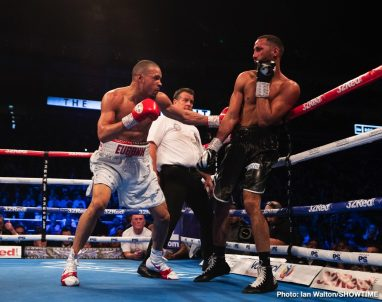 Chris Eubank Jr James DeGale