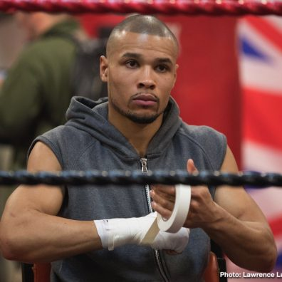Chris Eubank Jr James DeGale Boxing News British Boxing Top Stories Boxing